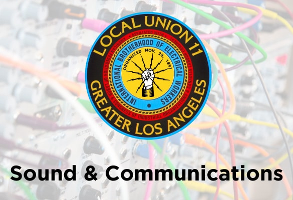 Sound & Communications — October Report