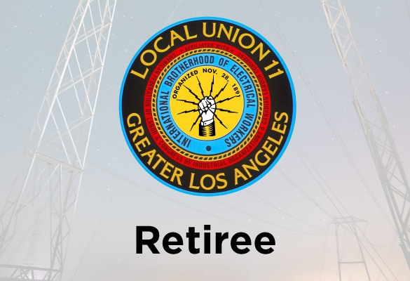 Retiree Club Report — January 2021