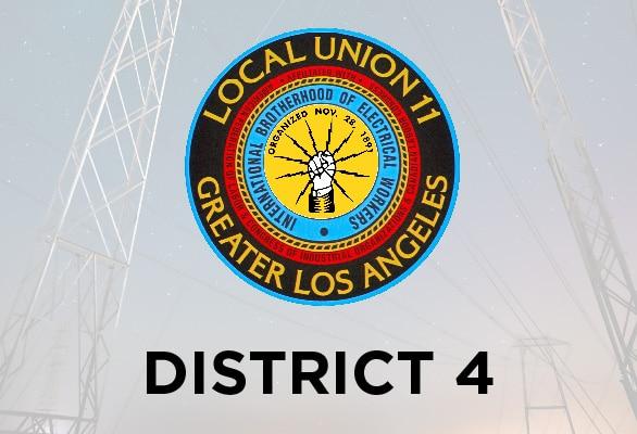 District 4 Report — April 2021