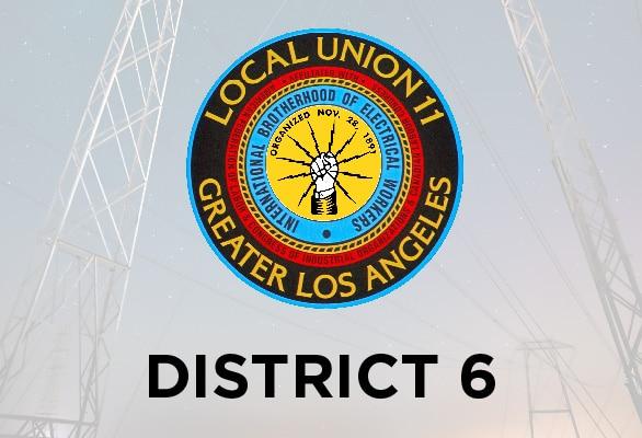 District 6 Report — April 2021