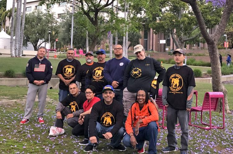 IBEW 11 Members Step Up For Homeless Vets