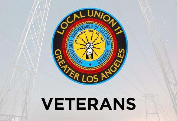 Veterans Report — April 2021