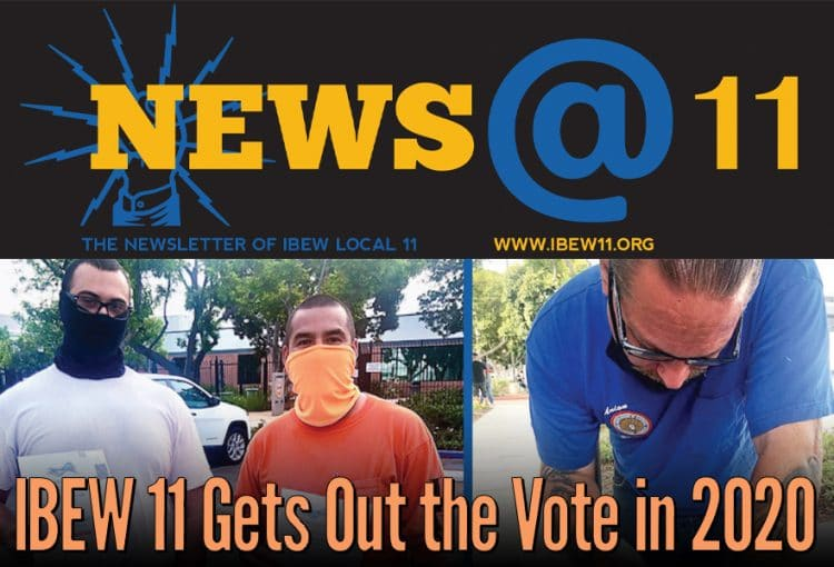 October 2020 Edition of News@11