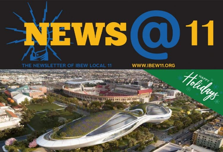 December 2020 of Edition of News@11